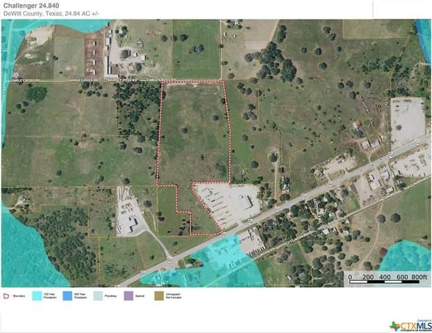 770 Us Highway 183, Cuero, TX 77954 (MLS #453417) :: Vista Real Estate
