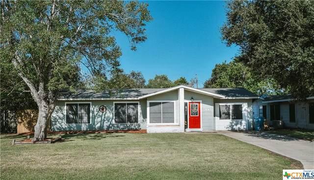 203 Crockett Street, Port Lavaca, TX 77979 (MLS #453428) :: The Real Estate Home Team