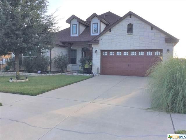 3381 Vineyard Trail, Harker Heights, TX 76548 (MLS #453475) :: Kopecky Group at RE/MAX Land & Homes