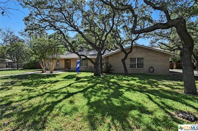 1408 W North Avenue, Lampasas, TX 76550 (MLS #453479) :: The Real Estate Home Team
