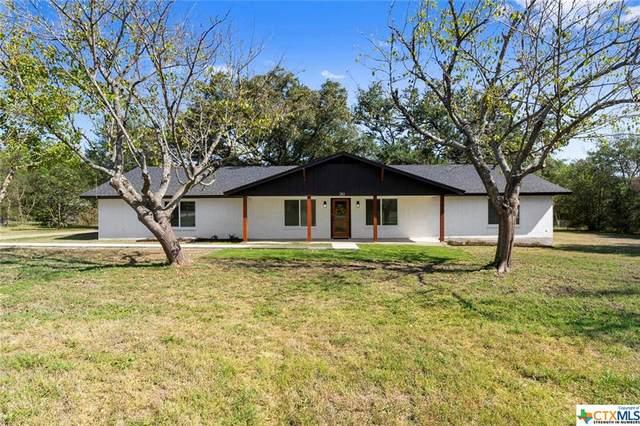 283 S Wheat Road, Belton, TX 76513 (MLS #453551) :: Texas Real Estate Advisors