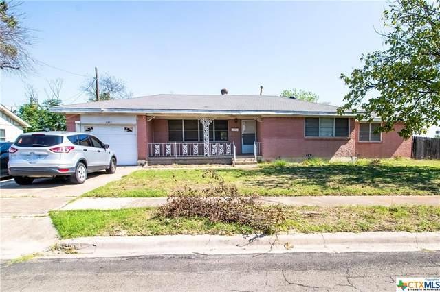 2807 Hillside Drive, Killeen, TX 76543 (MLS #453552) :: The Real Estate Home Team
