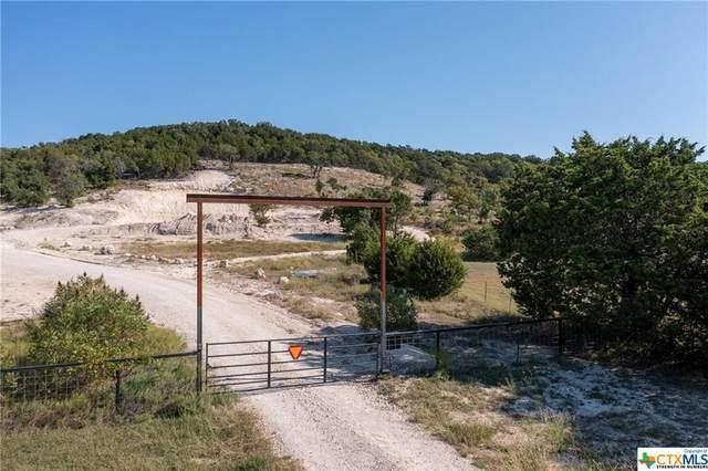 TBD Horseshoe Bend Drive, Kempner, TX 76522 (MLS #453554) :: Texas Real Estate Advisors