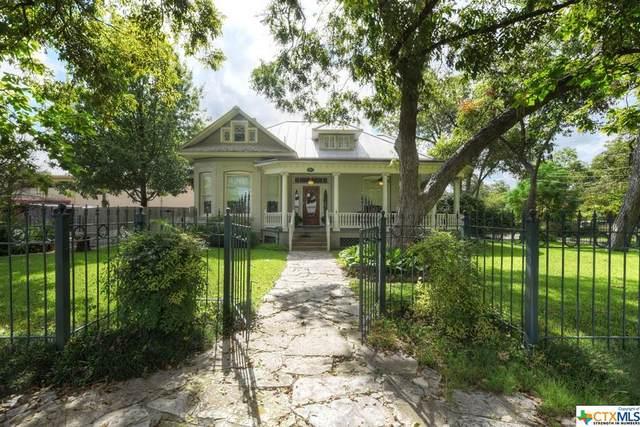 595 W Mill Street, New Braunfels, TX 78130 (#453562) :: First Texas Brokerage Company