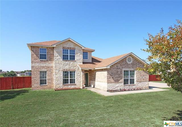 3906 Walden Creek Crossing, Harker Heights, TX 76548 (MLS #453568) :: Kopecky Group at RE/MAX Land & Homes