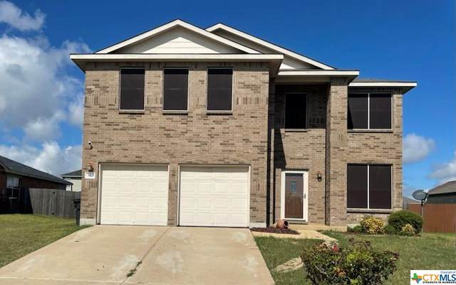 503 Leo Lane, Killeen, TX 76542 (MLS #453598) :: Rutherford Realty Group