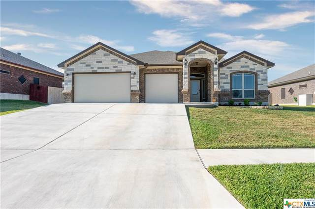 8003 Grand Oaks Lane, Killeen, TX 76542 (MLS #453634) :: The Real Estate Home Team