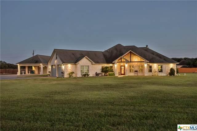 81 Richter Road, Inez, TX 77968 (MLS #453649) :: RE/MAX Land & Homes