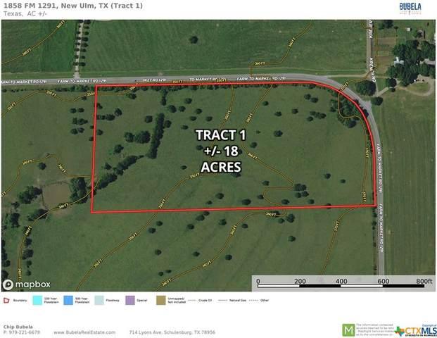 1858 Tract 1 Fm 1291, Columbus, TX 78950 (MLS #453667) :: Kopecky Group at RE/MAX Land & Homes