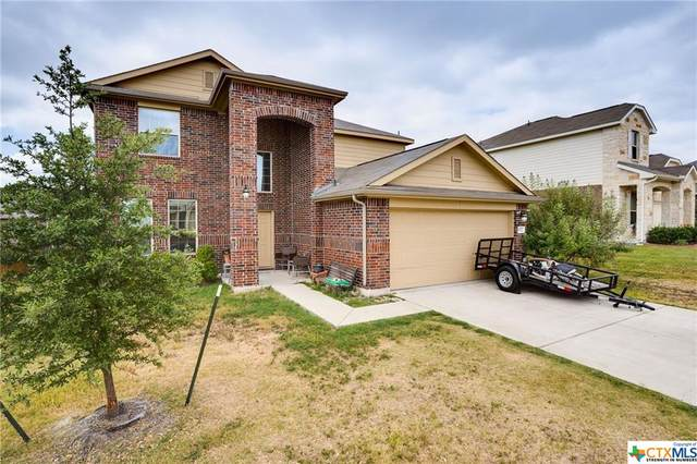 3902 Ozark Drive, Killeen, TX 76549 (MLS #453720) :: Brautigan Realty