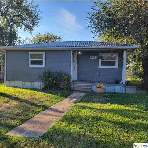 309 Plaza Street, Yoakum, TX 77995 (MLS #453735) :: Vista Real Estate