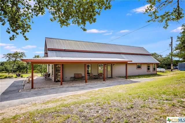 410 Double M Drive, Wimberley, TX 78676 (MLS #453753) :: The Real Estate Home Team