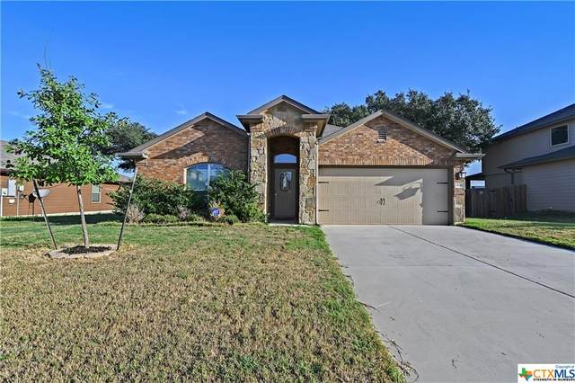 1430 Lubbock Drive, Copperas Cove, TX 76522 (MLS #453779) :: Rebecca Williams