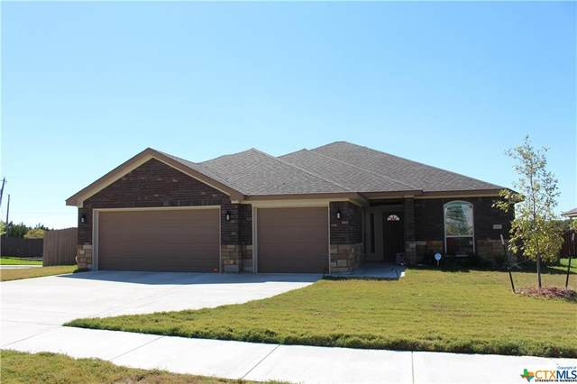 4006 Brookside Drive, Killeen, TX 76542 (MLS #453870) :: The Real Estate Home Team
