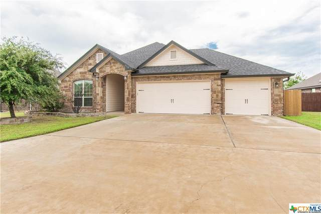 1710 Rusty Spur Drive, Temple, TX 76502 (MLS #453873) :: The Real Estate Home Team