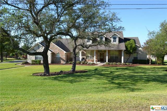 2815 Ogletree Pass, Copperas Cove, TX 76522 (MLS #453882) :: The Real Estate Home Team