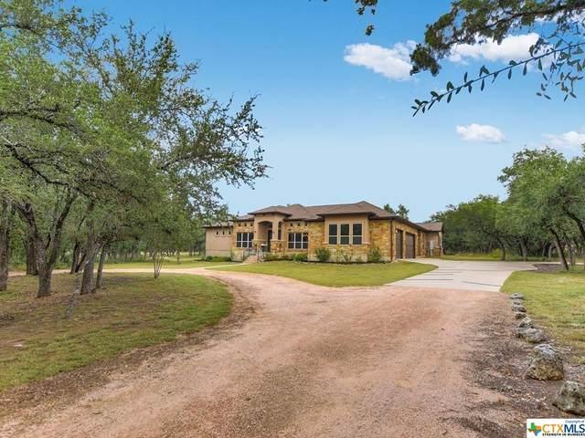 521 Windmill Ranch Road, Georgetown, TX 78633 (MLS #453928) :: RE/MAX Family