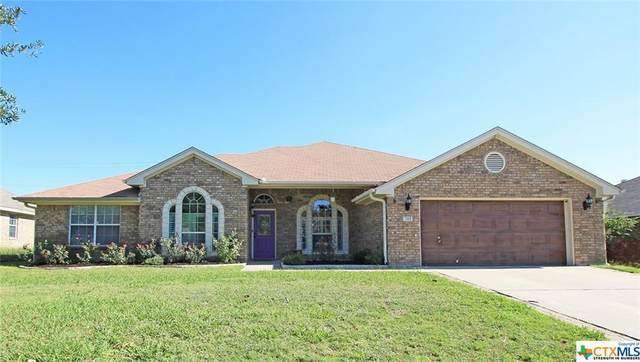 703 Mustang Trail, Harker Heights, TX 76548 (MLS #453962) :: The Real Estate Home Team
