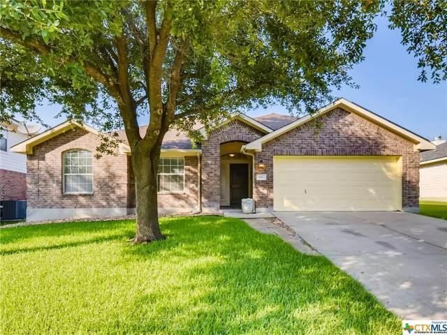 115 Copperwood Loop, Round Rock, TX 78665 (MLS #454009) :: The Real Estate Home Team