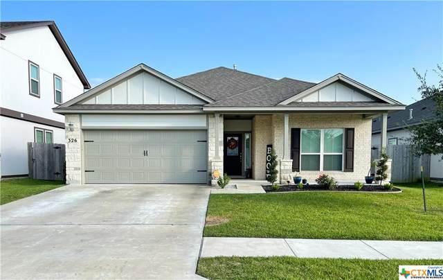 326 Brushy Creek, Victoria, TX 77904 (MLS #454026) :: Texas Real Estate Advisors