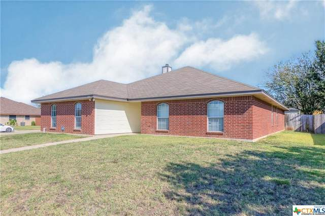 4400 Lonesome Dove Drive, Killeen, TX 76549 (MLS #454072) :: The Real Estate Home Team