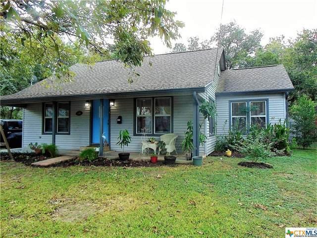 411 N La Grange Street, Hallettsville, TX 77964 (#454073) :: First Texas Brokerage Company