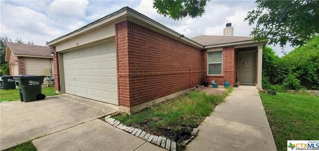 230 Myrtle Street, Kyle, TX 78640 (MLS #454127) :: The Real Estate Home Team
