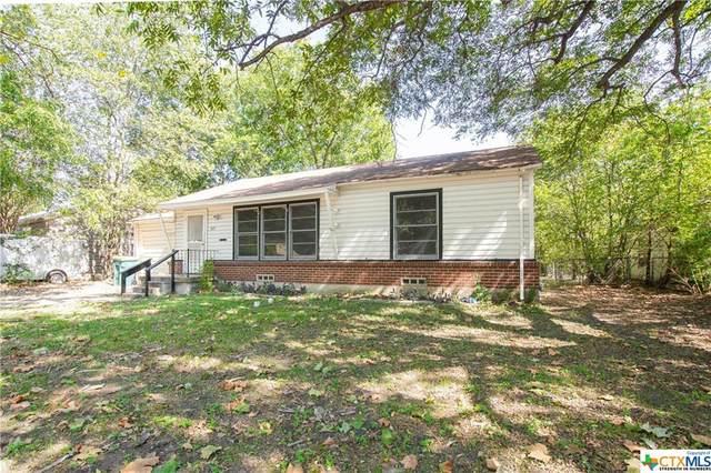 505 Center Street, Belton, TX 76513 (MLS #454131) :: Texas Real Estate Advisors