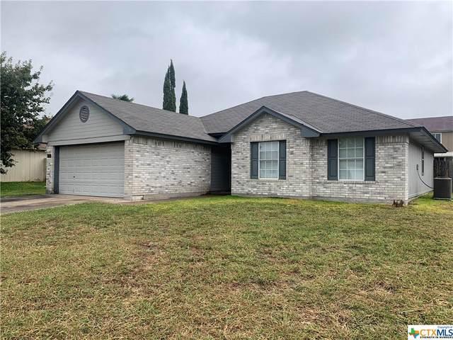 1805 Robert Tyler Drive, Killeen, TX 76542 (MLS #454148) :: The Real Estate Home Team