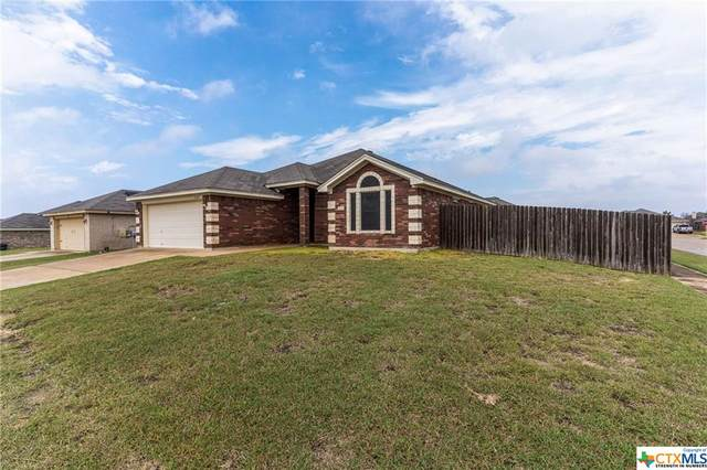 3703 Republic Of Texas Drive, Killeen, TX 76549 (MLS #454169) :: Rutherford Realty Group