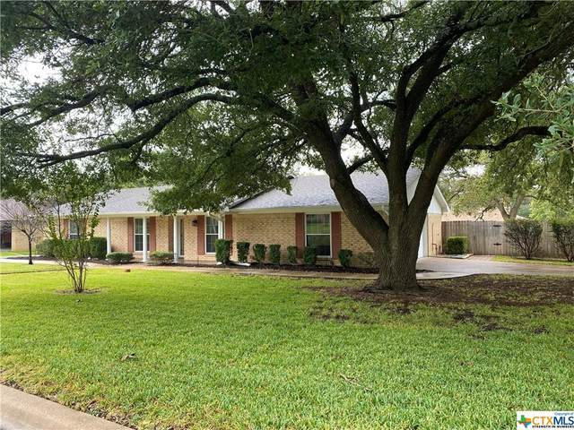 3215 Poplar Road, Temple, TX 76502 (MLS #454182) :: The Real Estate Home Team
