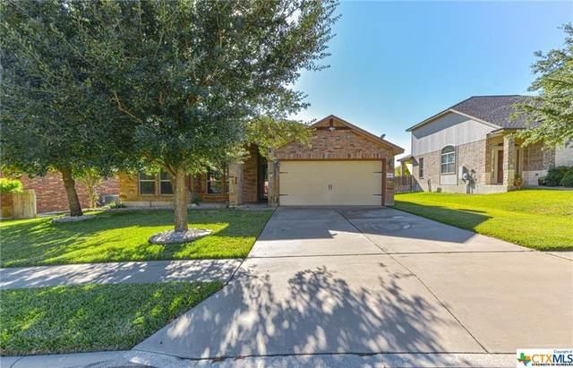 6913 Osbaldo Drive, Killeen, TX 76542 (MLS #454194) :: The Real Estate Home Team