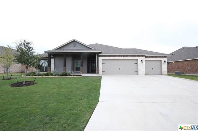403 Raven Drive, Temple, TX 76502 (MLS #454205) :: The Real Estate Home Team