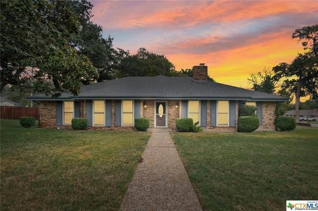 3702 Lynx Trail, Temple, TX 76504 (MLS #454227) :: The Real Estate Home Team