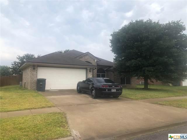 2502 Wisteria Lane, Killeen, TX 76549 (MLS #454229) :: Kopecky Group at RE/MAX Land & Homes