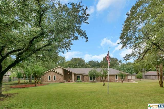 3201 Slough Drive, Temple, TX 76502 (MLS #454245) :: Kopecky Group at RE/MAX Land & Homes