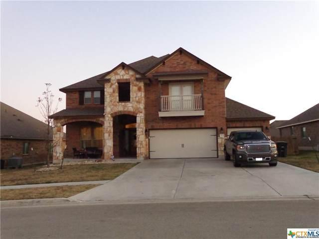 5115 Siltstone Loop, Killeen, TX 76542 (MLS #454254) :: Kopecky Group at RE/MAX Land & Homes