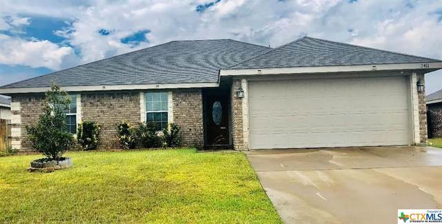 2411 Griffin Drive, Copperas Cove, TX 76522 (MLS #454272) :: Rutherford Realty Group