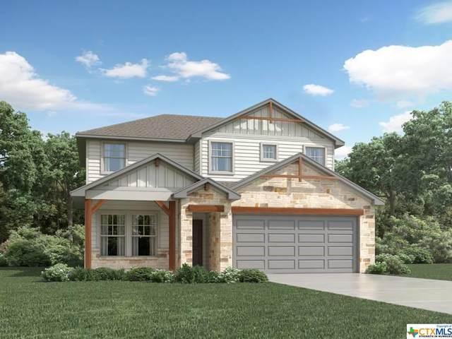 1217 Ella Crossing Corner, New Braunfels, TX 78130 (MLS #454305) :: Rutherford Realty Group
