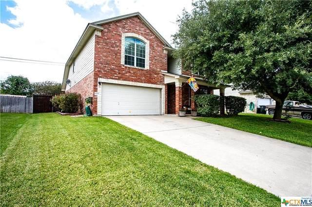 5303 Whiterock Drive, Killeen, TX 76542 (MLS #454328) :: Vista Real Estate
