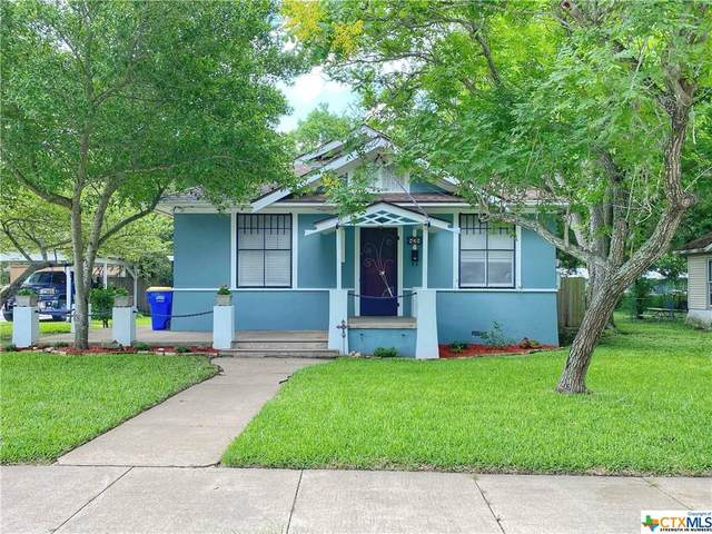 828 Saint Michael Street, Gonzales, TX 78629 (MLS #454338) :: Rutherford Realty Group