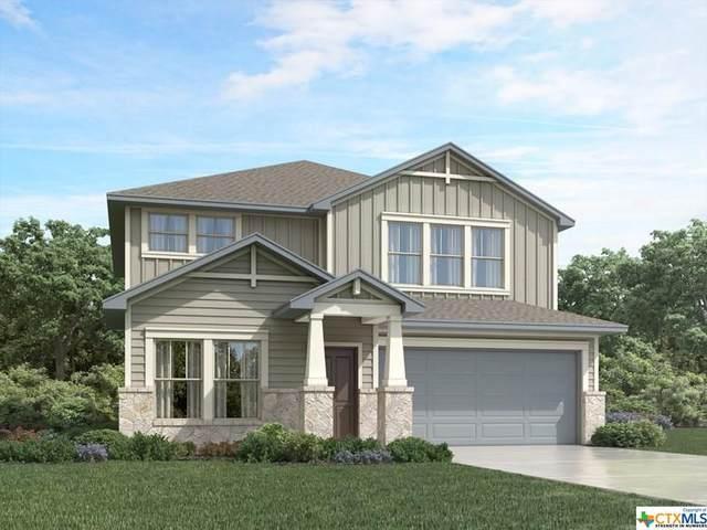 1216 Ella Crossing, New Braunfels, TX 78130 (MLS #454417) :: Rutherford Realty Group