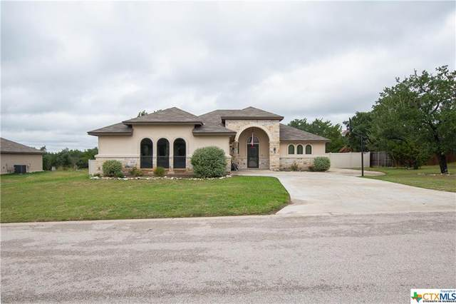 117 Fort Donelson Drive, Belton, TX 76513 (MLS #454421) :: Brautigan Realty