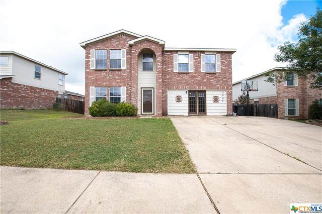3507 Starfish Drive, Killeen, TX 76549 (MLS #454507) :: Rutherford Realty Group