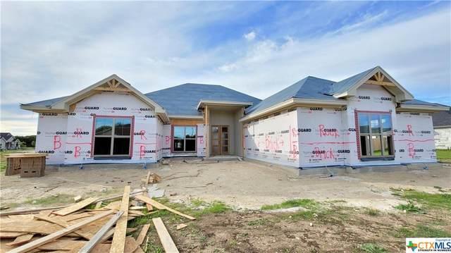 199 Sand Flat Lane, Temple, TX 76502 (MLS #454523) :: Brautigan Realty