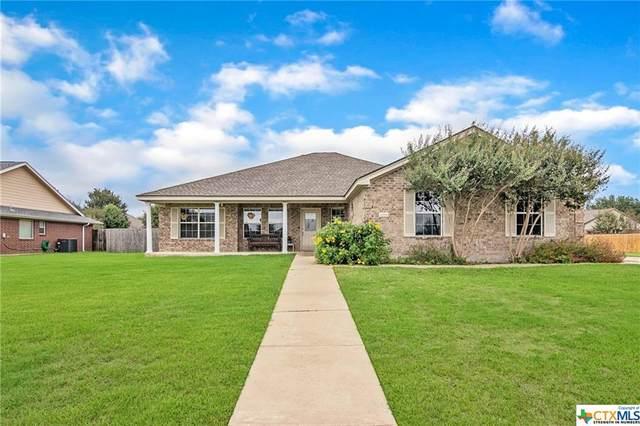 8706 Surrey Court, Temple, TX 76502 (MLS #454534) :: Brautigan Realty