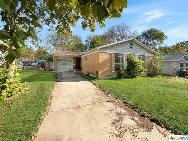 1303 Westover Drive, Killeen, TX 76549 (MLS #454552) :: Brautigan Realty