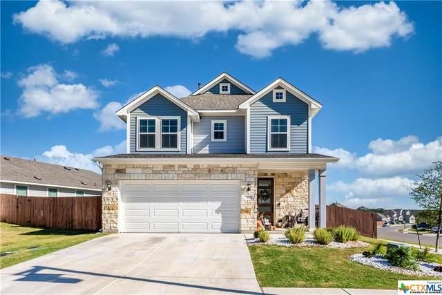 100 Oakstone Drive, Georgetown, TX 78628 (MLS #454599) :: Vista Real Estate