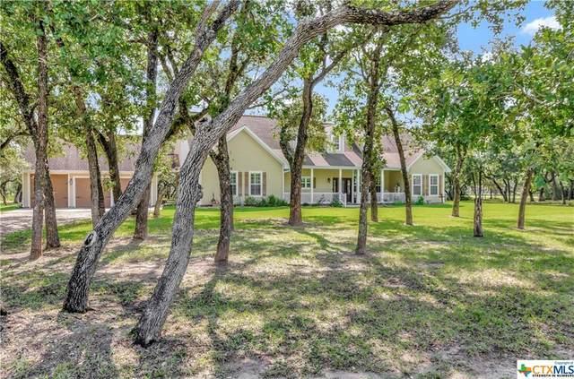 55 Post Oak Bend, Inez, TX 77968 (MLS #454620) :: RE/MAX Land & Homes