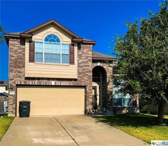 5309 Lions Gate Lane, Killeen, TX 76549 (MLS #454646) :: Brautigan Realty